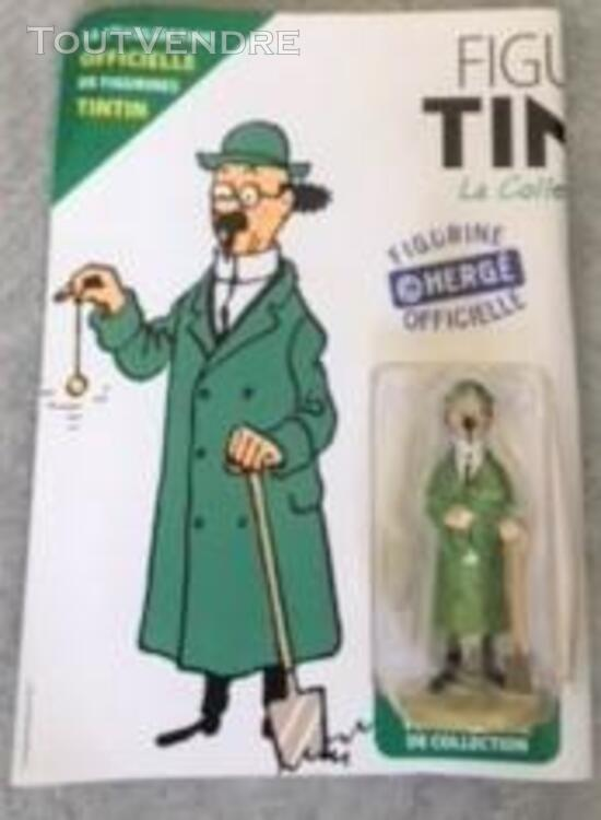 Figurines Tintin - La Collection Officielle. 411147001