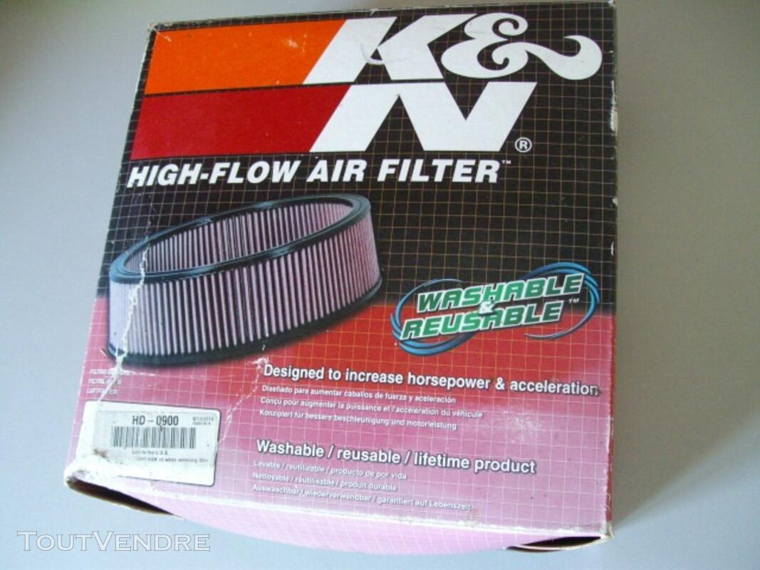 "Filtre a air ""KN"" harley davidson 128594519"