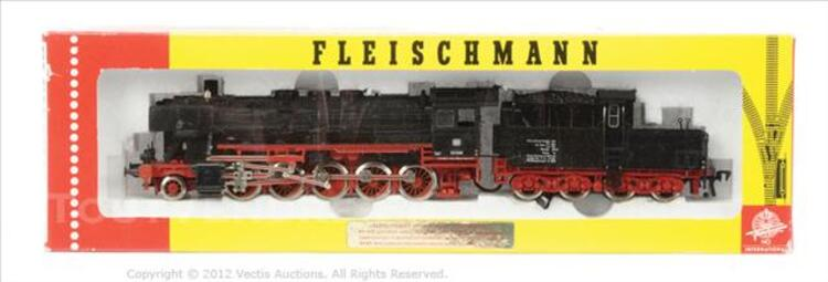 FLEISCHMANN Locomotive vapeur DB type 50 (HO) 4175 73851073