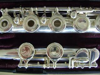 Flute traversiere yamaha yfl281