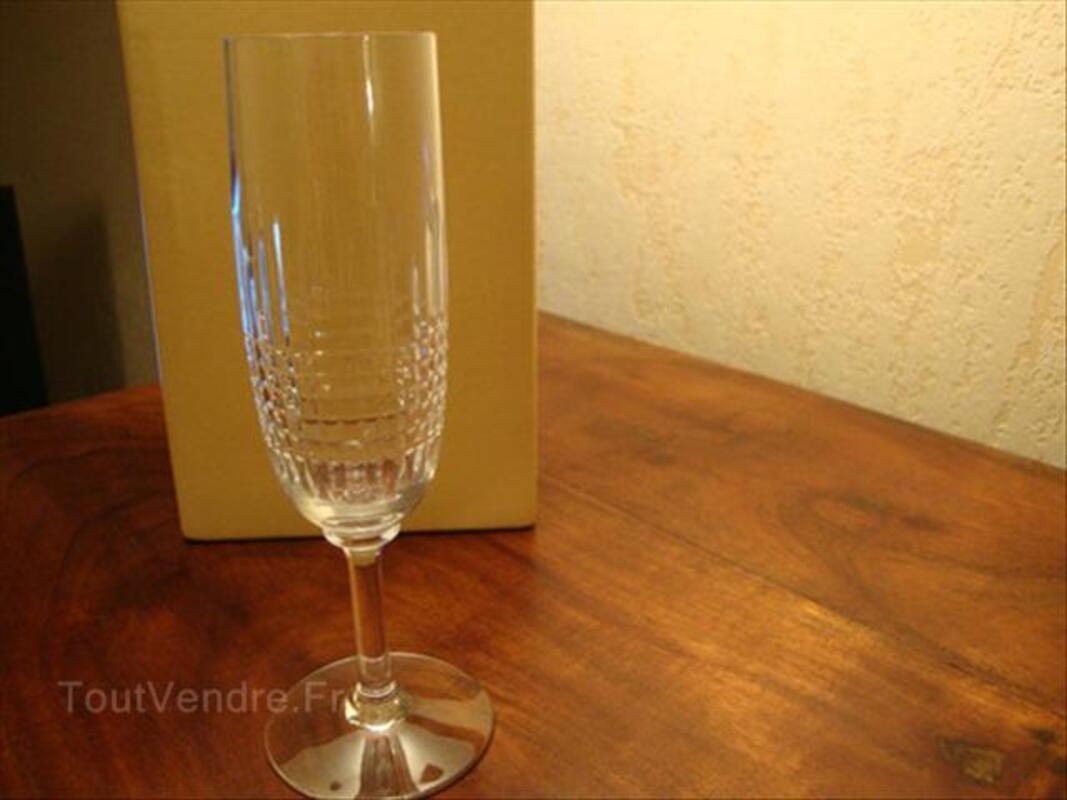Flutes cristal 66074876