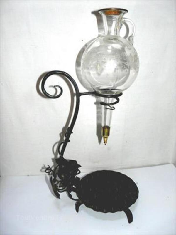 Fontaine doseur pour vin style art déco 56460710