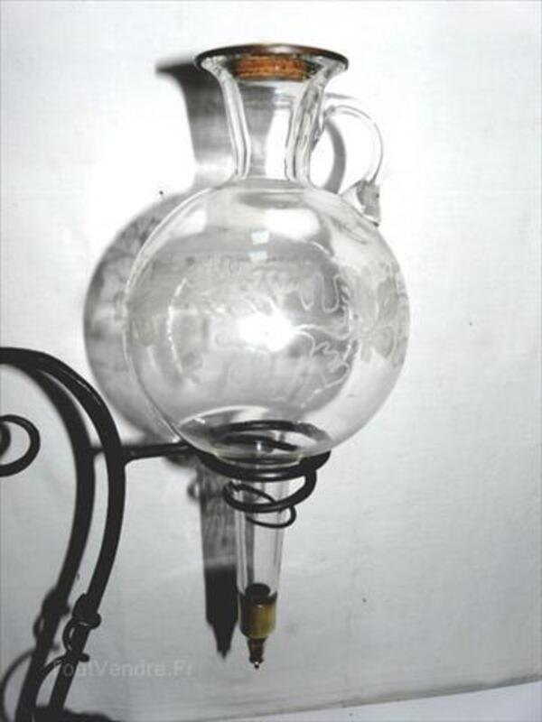 Fontaine doseur pour vin style art déco 56460711
