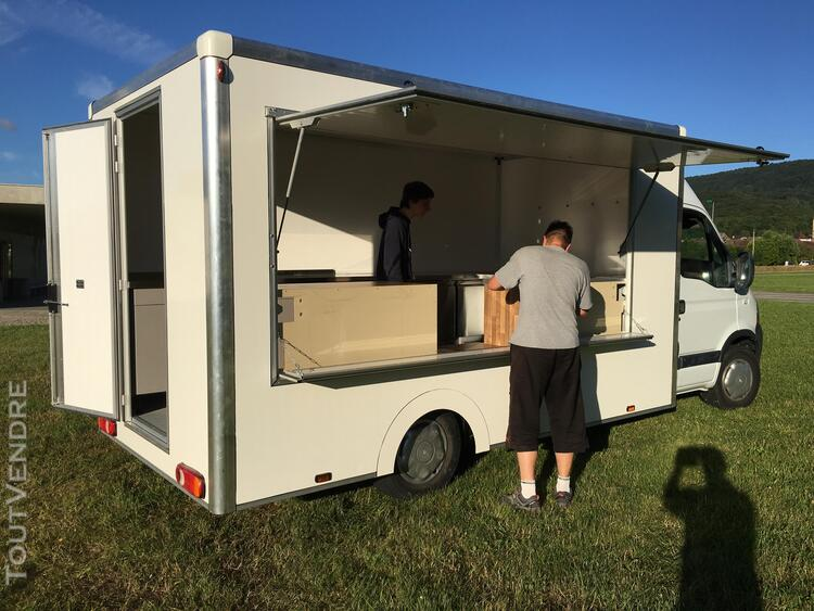 Food truck, Sandwicherie, camion Pizza, camion magasin 142814394
