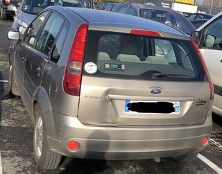 Ford Fiesta V 1.4Li 80cv