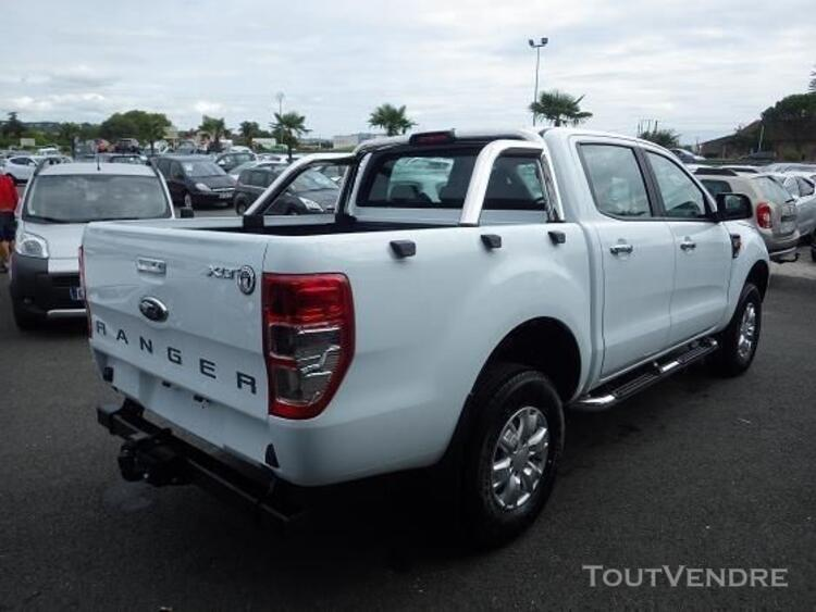 Ford Ranger Double Cabine 2.2 TDCI 150 XLT SPORT 4X4 107822526