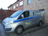 FORD TRANSIT CUSTOM LIMITED  125 cv L1H1
