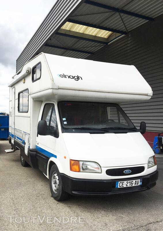 Ford Transit Elnagh 370669813