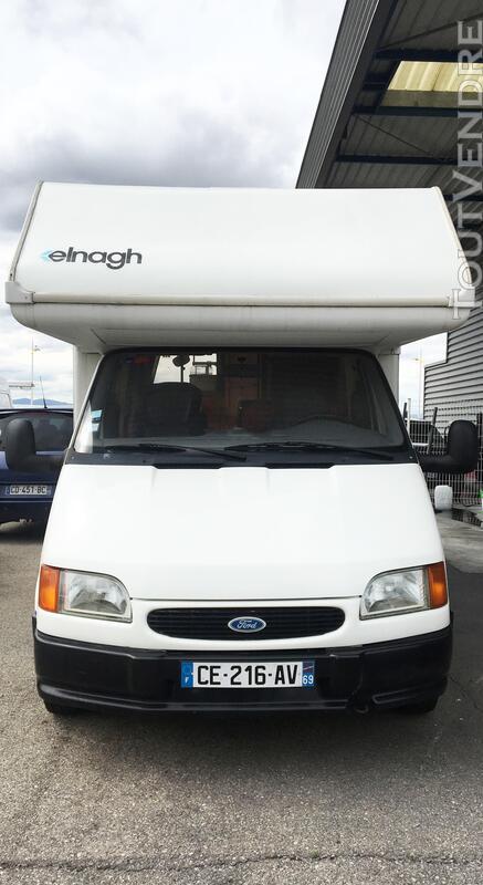 Ford Transit Elnagh 370669822