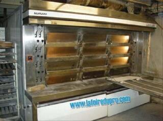 Four Boulangerie a sol Bongard-Cervap 12 Portes