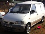 Fourgon/utilitaire nissan vanette 248200km