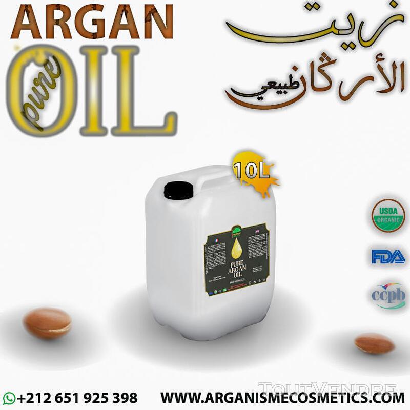 Fournisseur de l'Huile cosmétique d'argan achetée du Maroc 357254470
