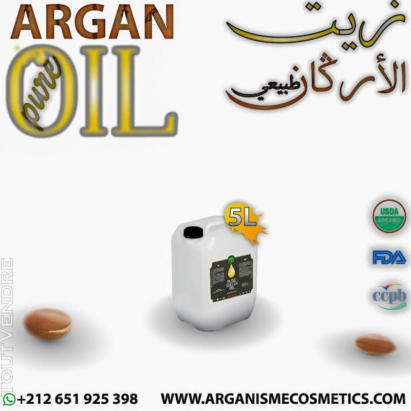 Fournisseur de l'Huile cosmétique d'argan achetée du Maroc 357254473