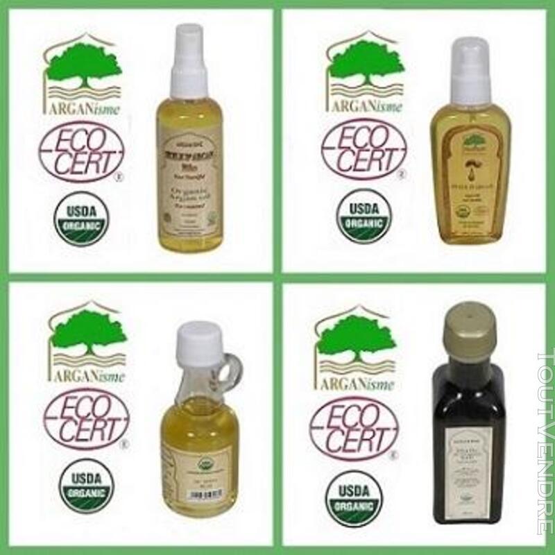 Fournisseur de l'Huile cosmétique d'argan achetée du Maroc 357254482