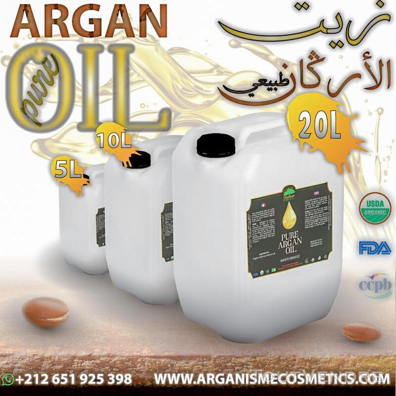 Fournisseur de l'Huile cosmétique d'argan achetée du Maroc 357254494