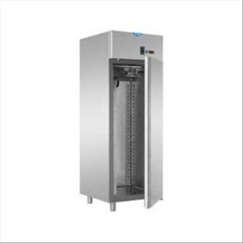 Frigo 700 Litres TN avec une porte en acier inoxydable neuf 83161557