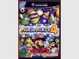GAMECUBE/Wii - MARIO PARTY 4 - COMPLET
