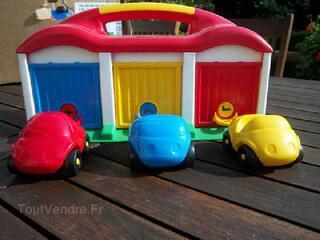 Garage 3 buggys