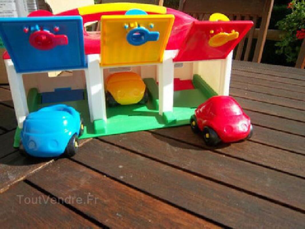 Garage 3 buggys 95907773