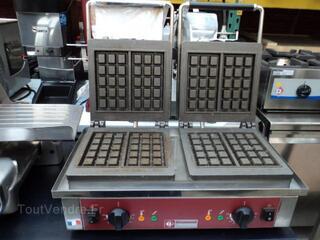 GAUFFRIER ELECTRIQUE 2 PCS  - BON ETAT -
