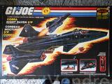 GI JOE VEHICULES - COBRA NIGHT RAVEN mint