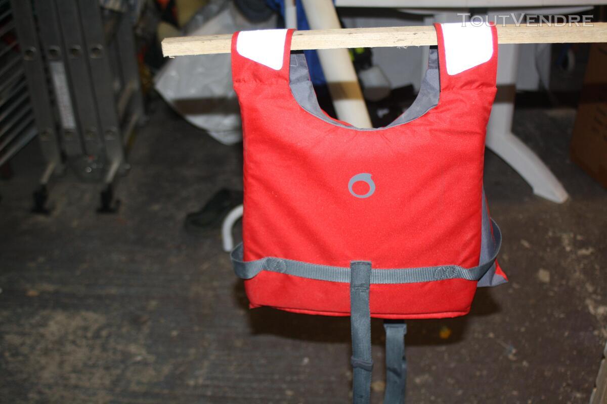 Gilet de sauvetage tribord décathlon enfant 483602098