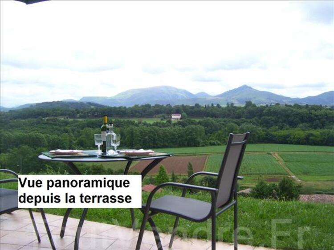 Gite au Pays Basque, près de Cambo Les bains vue panoramique 103461162