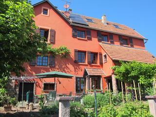 Gîte rural en Alsace 3 Etoiles