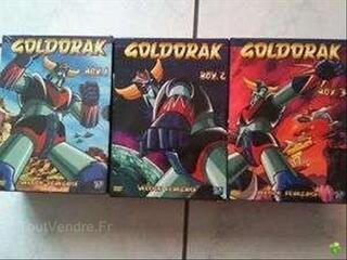 Goldorak intégrale  74 épisodes