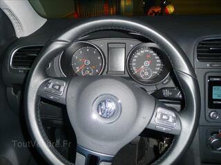 Golf VI TSI 122 CV confortline année 2010