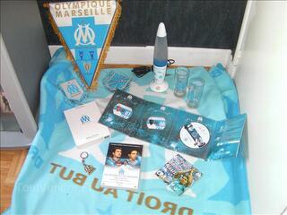 Goodies Olympique de Marseille