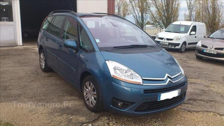 GRAND C4 PICASSO 1.6 HDI 110 PACK AMBIANCE 46220276