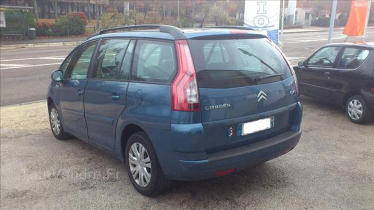 GRAND C4 PICASSO 1.6 HDI 110 PACK AMBIANCE 46220277