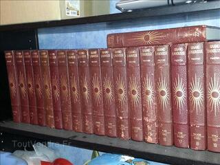 Grand Larousse Encyclopédie édition Prestige 1970
