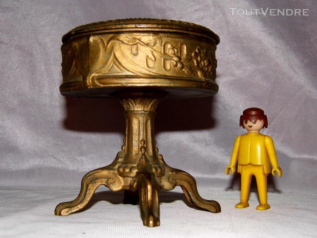 Grande Boite à bijoux regule baguier coffret antiquité rétro 178251062
