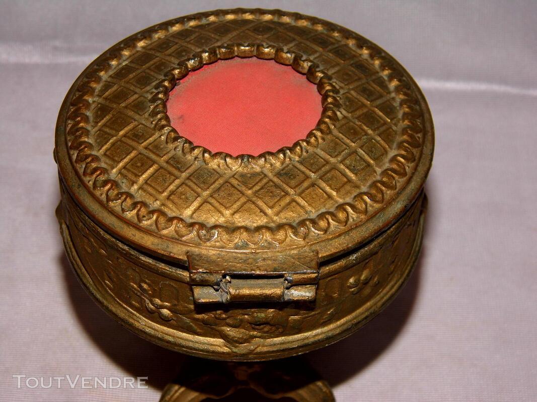 Grande Boite à bijoux regule baguier coffret antiquité rétro 178251074