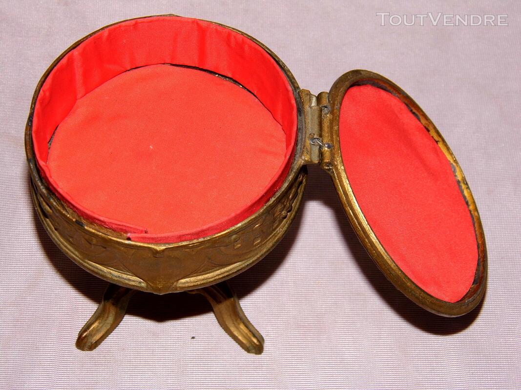 Grande Boite à bijoux regule baguier coffret antiquité rétro 178251077