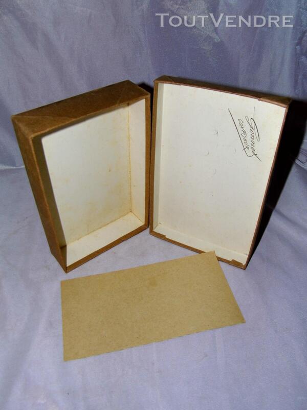 GRANDE BOITE VINTAGE CONFISERIE TRUFFES DE CHAMBERY GONNET 182120432