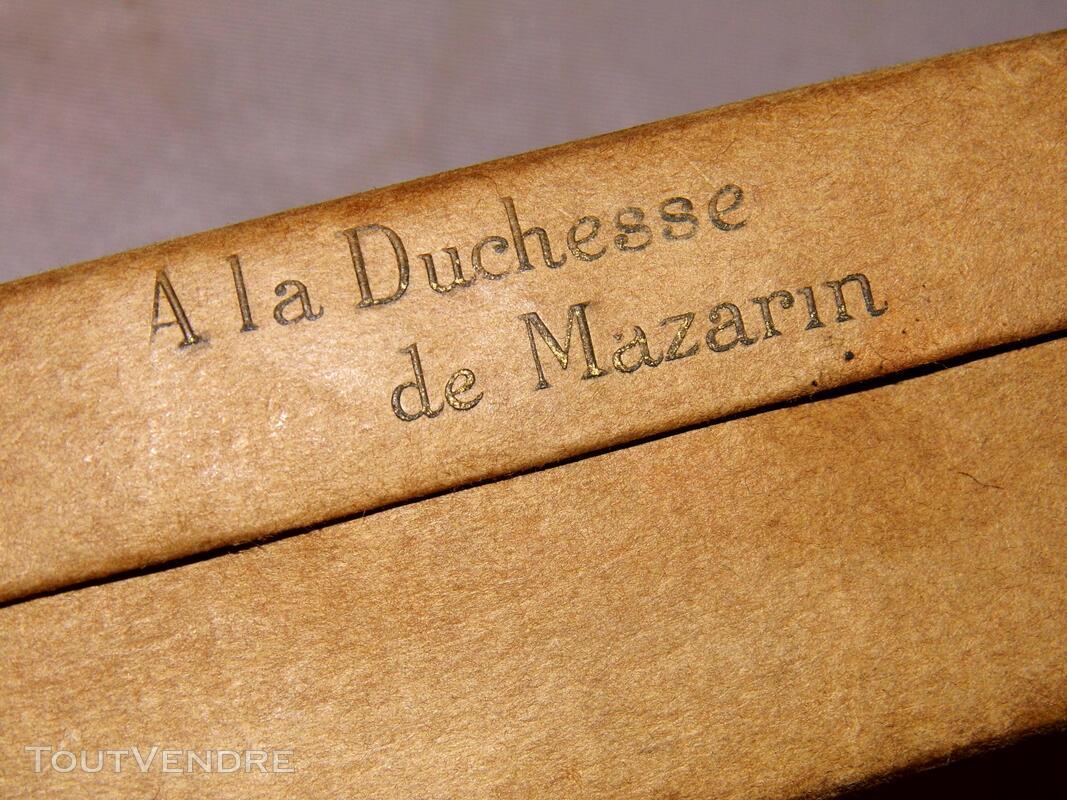 GRANDE BOITE VINTAGE CONFISERIE TRUFFES DE CHAMBERY GONNET 182120438