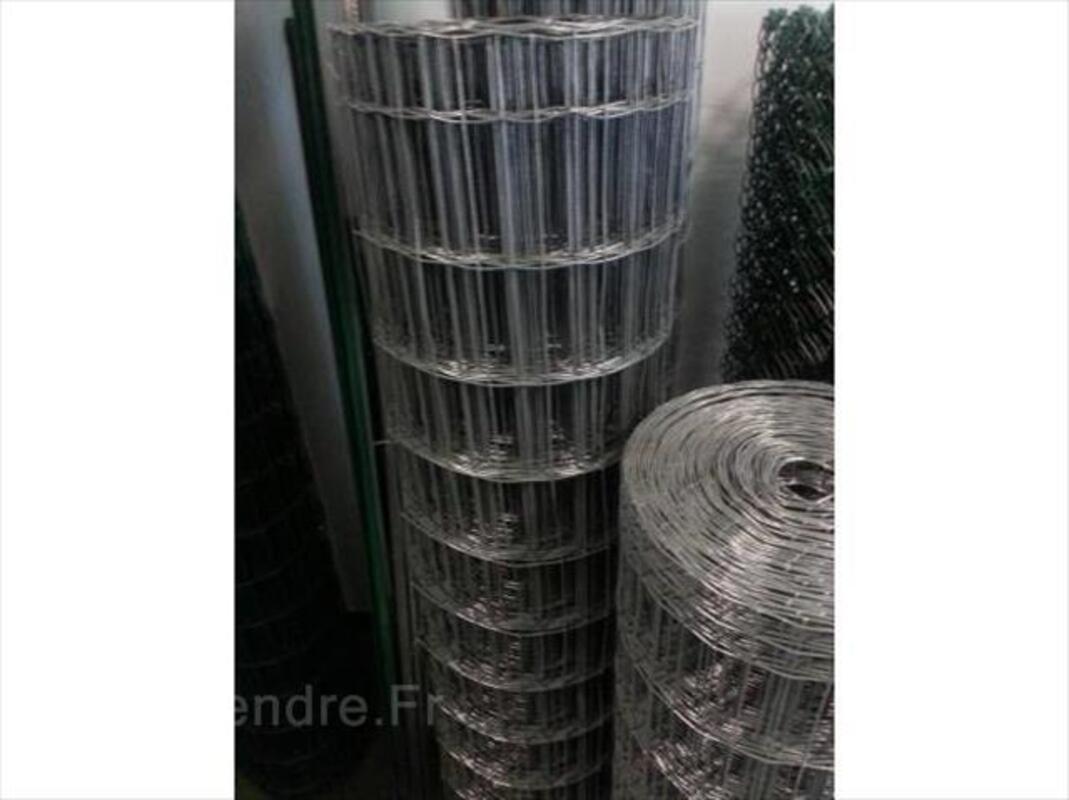 Grillage soudé gris anthracite NOUVEAUTE 96952247