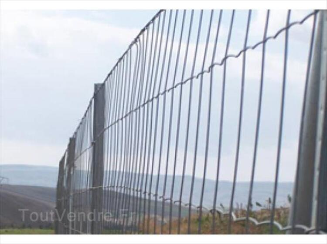Grillage soudé parc 100x50 galva top prix 96952222