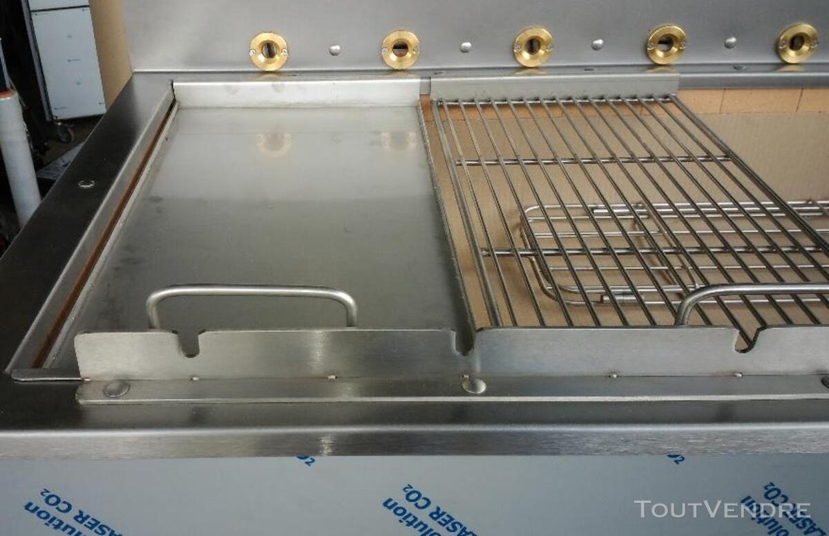 Grilles inox pour BBQ au charbon de Bois 324805097