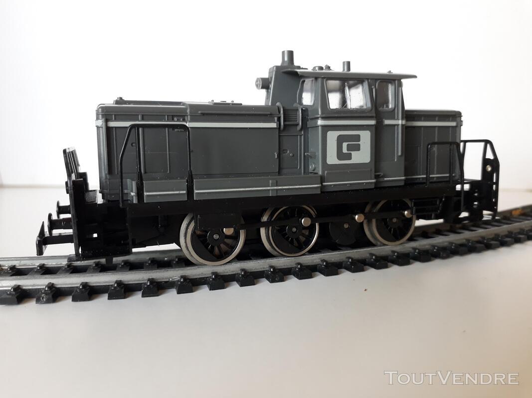Gros lot de train Marque : JOUEF HO ; locomotives ; voitures 734915357