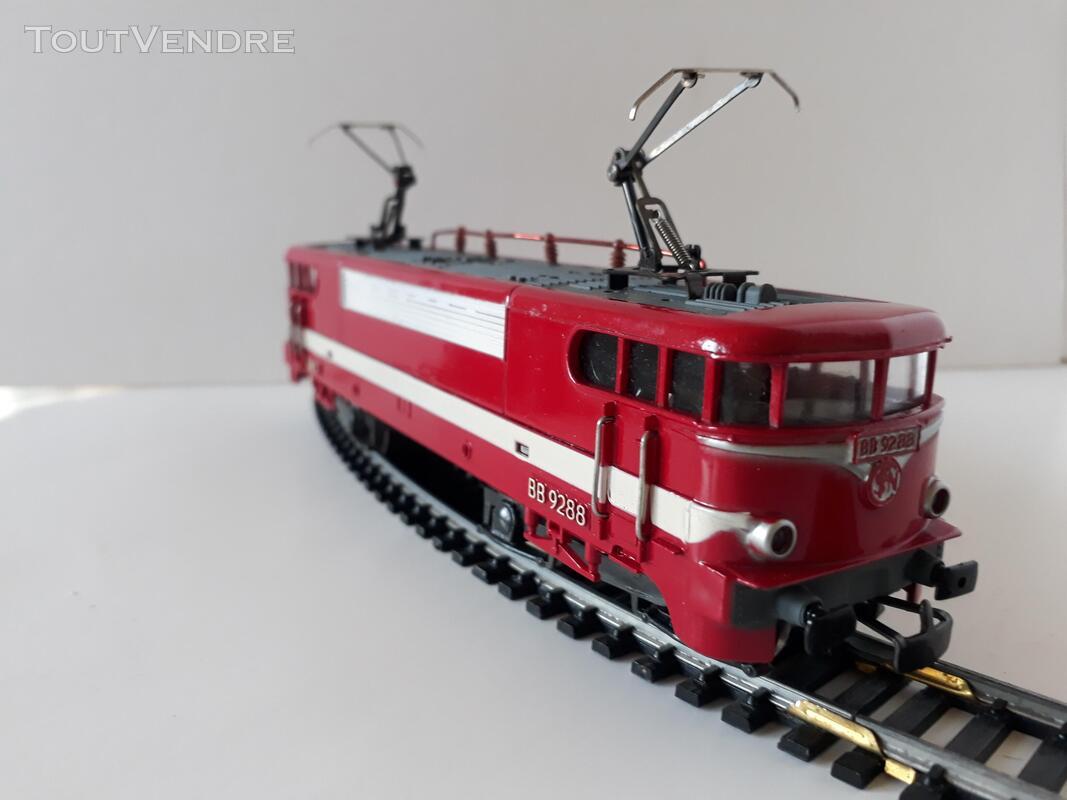 Gros lot de train Marque : JOUEF HO ; locomotives ; voitures 734915360