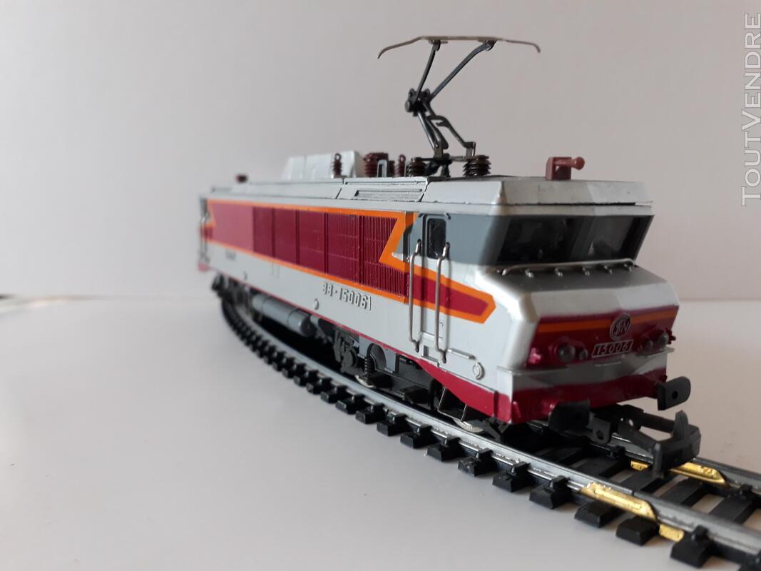 Gros lot de train Marque : JOUEF HO ; locomotives ; voitures 734915363