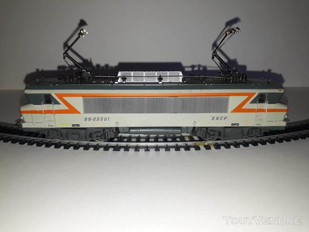 Gros lot de train Marque : JOUEF HO ; locomotives ; voitures 734915366