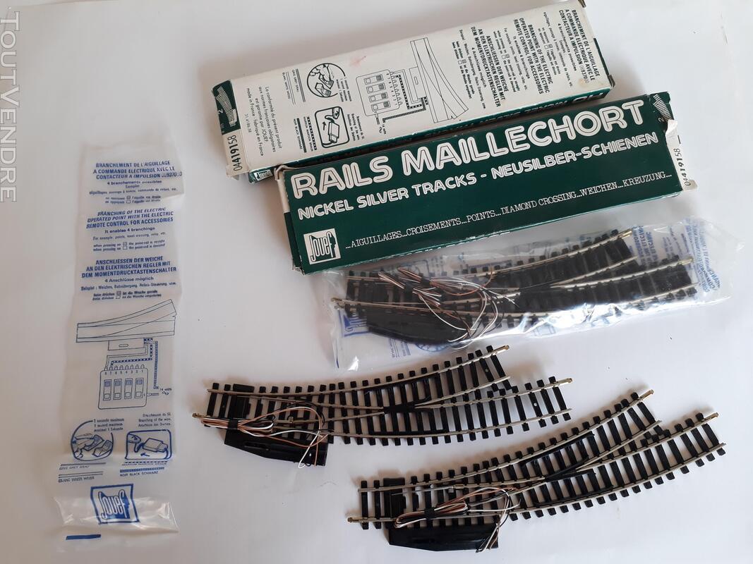 Gros lot de train Marque : JOUEF HO ; locomotives ; voitures 734915375