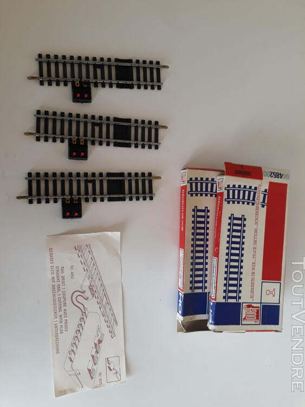 Gros lot de train Marque : JOUEF HO ; locomotives ; voitures 734915381