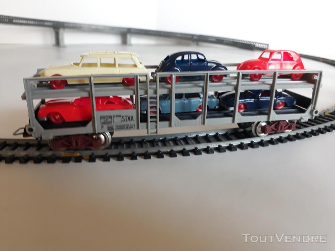 Gros lot de train Marque : JOUEF HO ; locomotives ; voitures 734915396