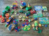 Gros lot jouet 12mois/3 ans + 3 neuf camion puzzle